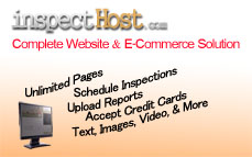 Inspector Website & E-Commerce System