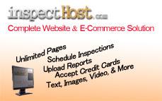 Inspector Website & E-Commerce System